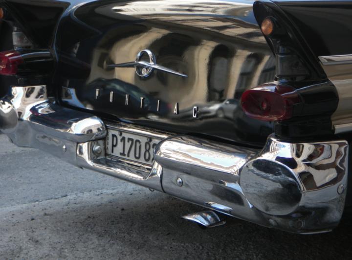 Pontiac Cuba